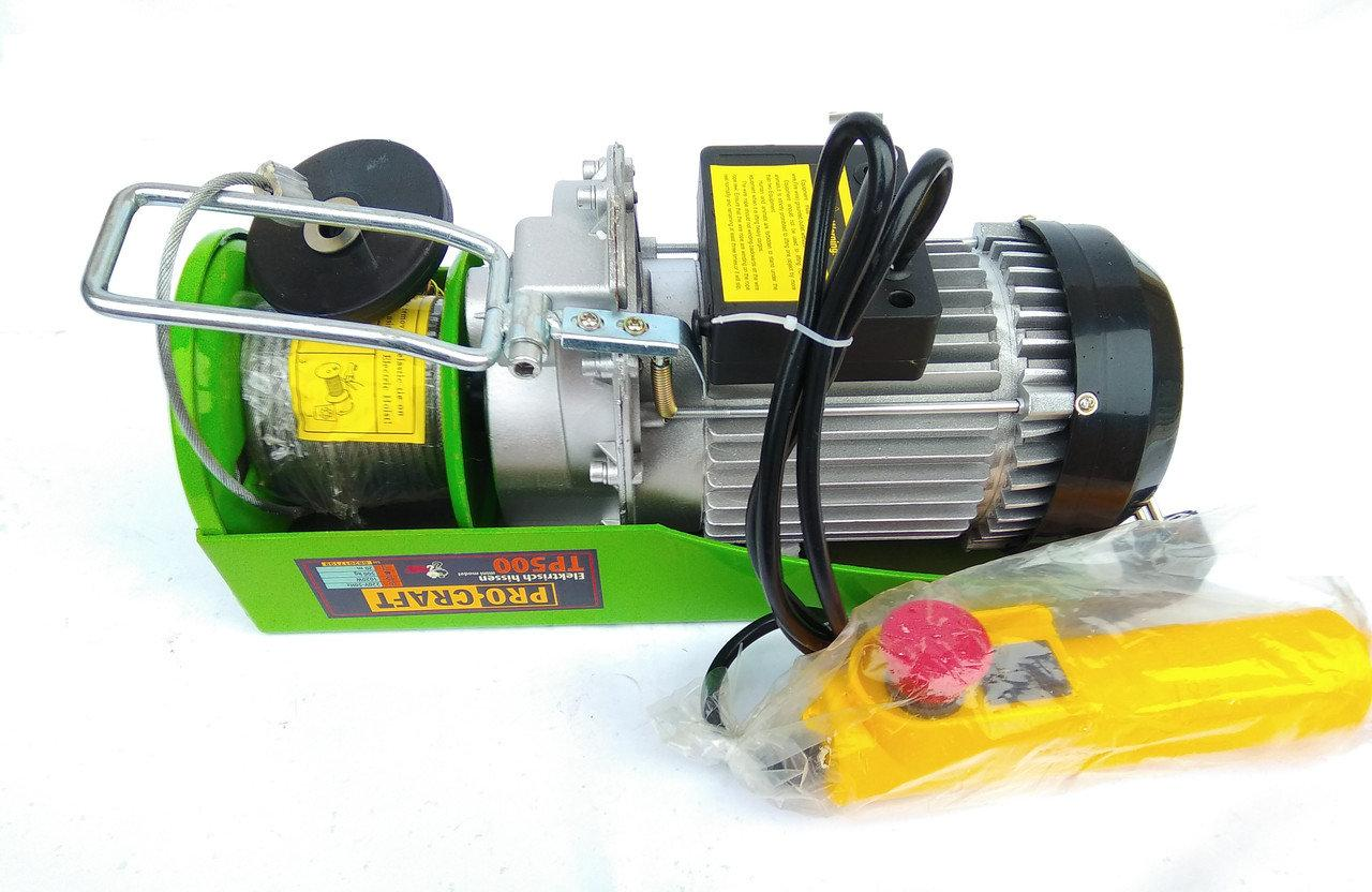 Електричний підйомник Procraft TP 500 (TP500)