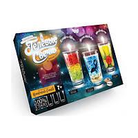 Комплект креативного творчества Danko Toys Гелевые свечи 6160 (6160DT)