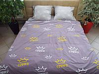 Комплект постельного белья ранфорс Корона