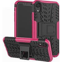 Чехол Armor Case для Apple iPhone XR Rose