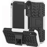 Чехол Armor Case для Apple iPhone XR White