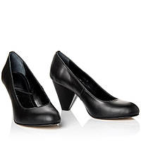 Туфли-лодочки Rivadi 2292 36 (24,2см) Черная кожа