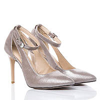 Туфли лодочки La Rose 2181 36(23,5см ) Капучино блеск