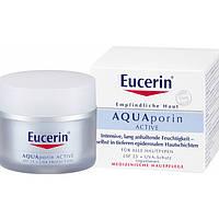 АП Крем увлажняющий дневной для всех типов кожи с УФ 25, Eucerin, 50 мл
