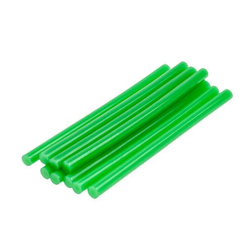 Клей для пістолета 11х200 мм зелений 10 шт FASTER TOOLS