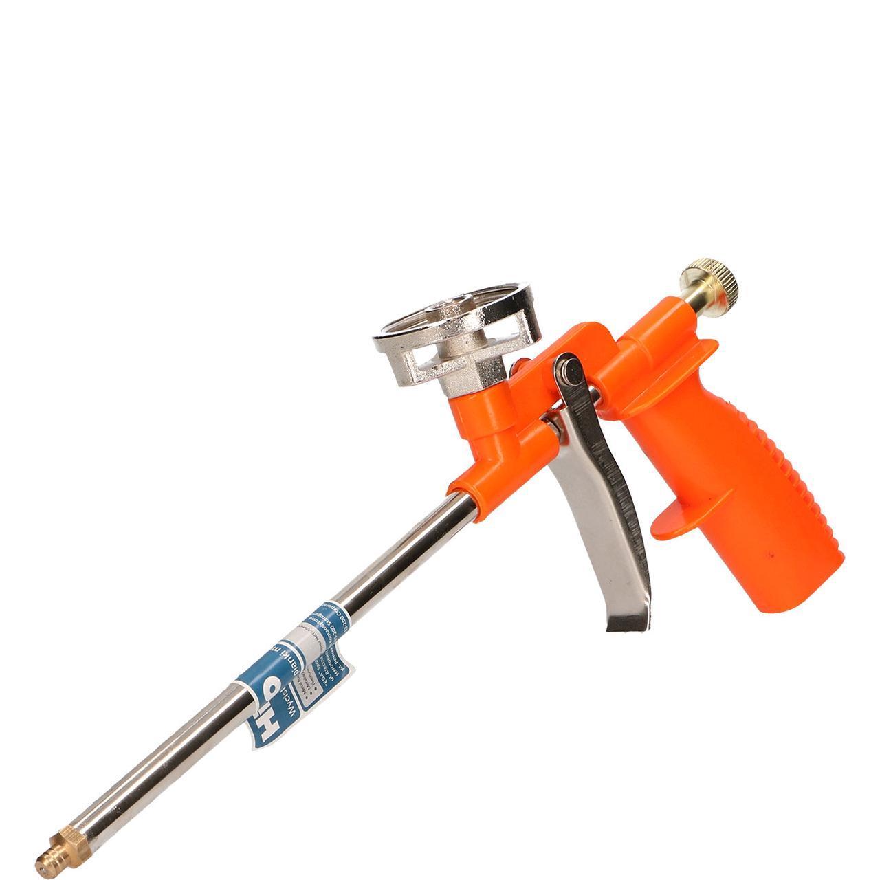 Пістолет для монтажної пінки, металевий HIGO