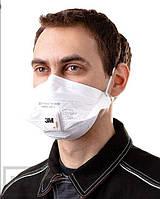 Защитная маска респиратор  3M К112 - FFP2 // 3M 9162, фото 4