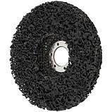 Круг шліфувальний з волокном 125х22,2 FASTER TOOLS, фото 2