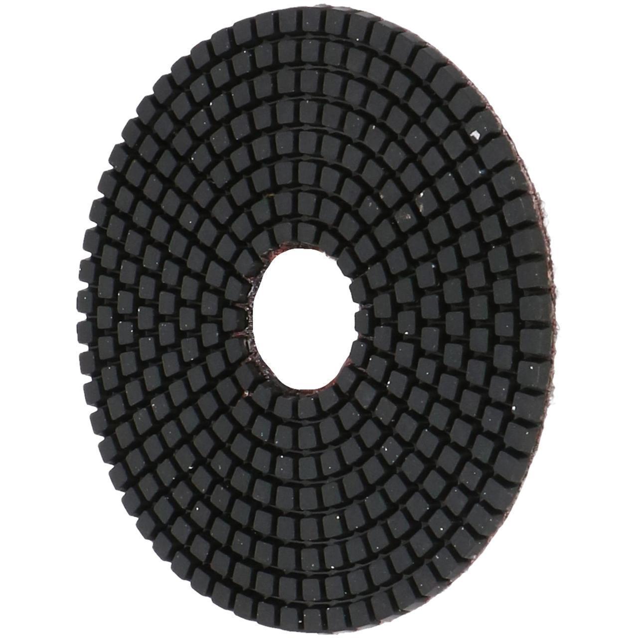 Круг алмазний шліфувальний для каменю 125 мм, зерно 3000 FASTER TOOLS