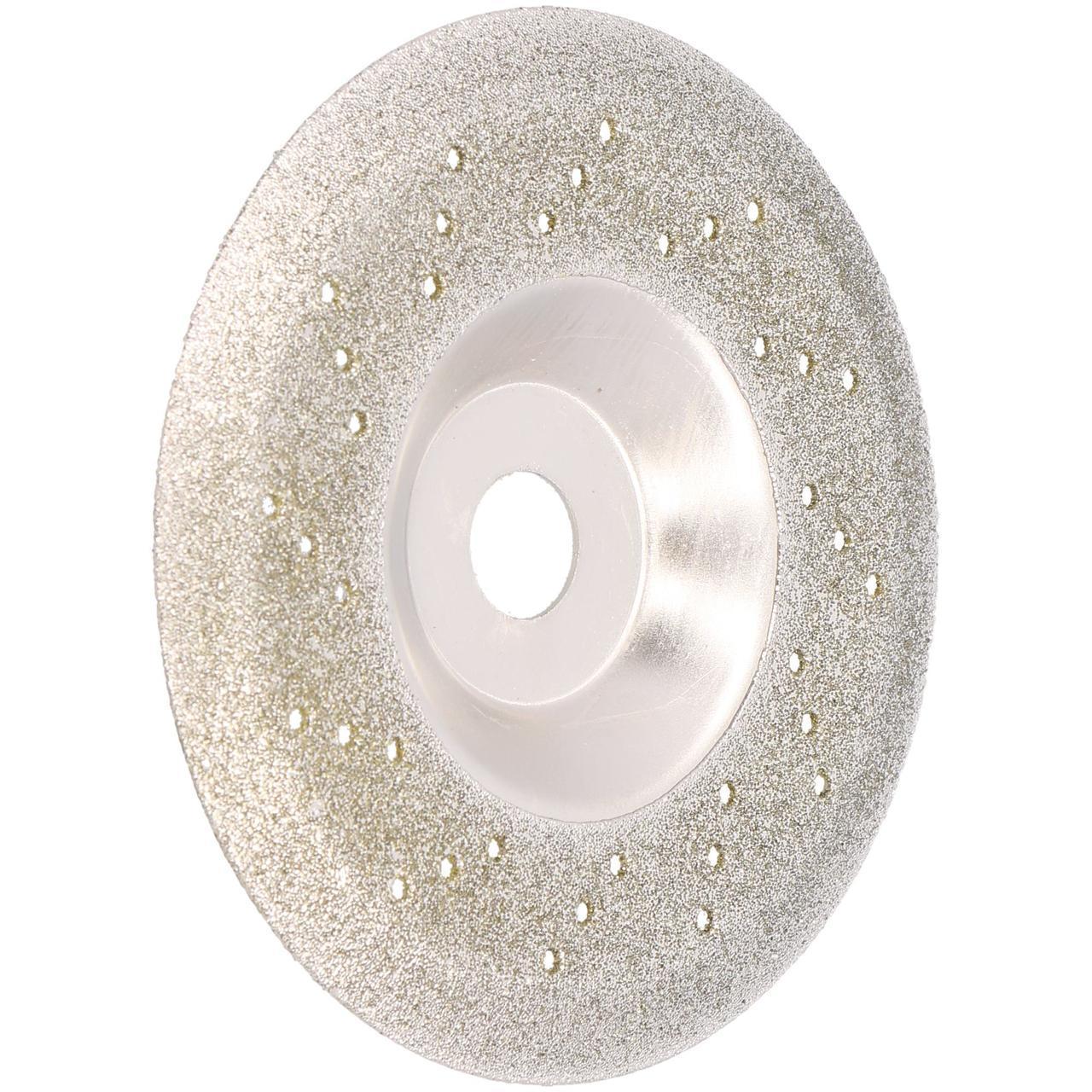 Круг алмазний шліфувальний 115 мм DRAUMET