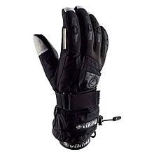 Сноубордичні рукавиці Viking Printer чорнi   розмір - 7,8,9