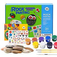 Творческий набор для росписи камней Jar Melo