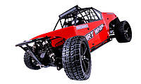 Радиоуправляемая модель Багги 1:10 Himoto Dirt Whip E10DB Brushed (красный)