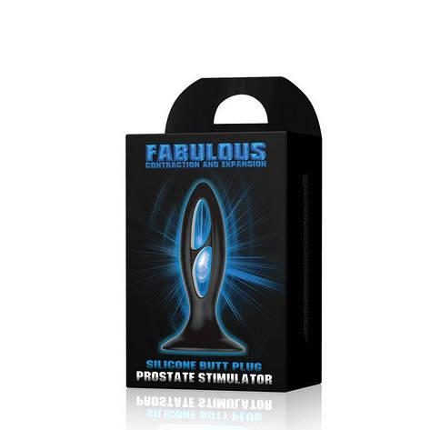 Анальный стимулятор FABULOUS LKS202, фото 2