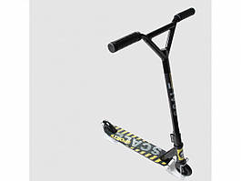 Трюковый самокат Scale Sports Extrem Abec-11 черный