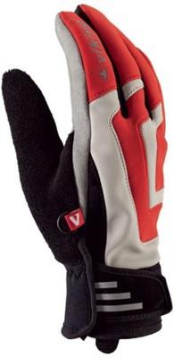Сноубордичні рукавиці Viking Alesund кол.сірий-червоний   розмір - 10, 9