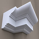 Фасадний карниз Фк-16 һ415х385, фото 2