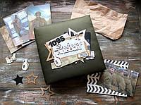 Армійський альбом (розмір 21*21), фото 1
