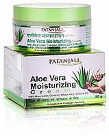 Увлажняющий крем для лица Алоэ Вера, 50 г, Патанджали; Aloe Vera Moisturizer, 50 g, Patanjali