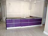 """Кухні глянець з фарбованими МДФ фасадами """"Модерн"""", фото 2"""
