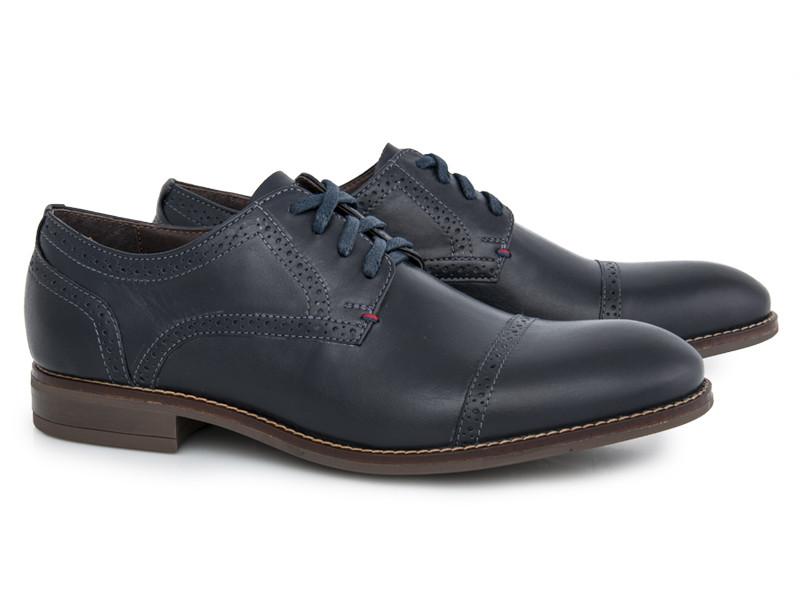 Класичні чоловічі туфлі Davis