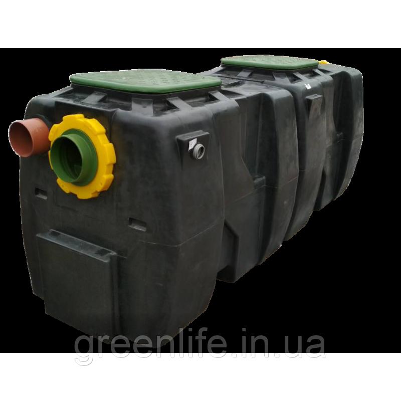 Сепаратор нафтопродуктів OIL SB 8/80, сепаратор нафти, ( продуктивність 80 л/с)