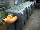 Сепаратор нефтепродуктов OIL SB 8/80,  сепаратор нефти, ( производительность 80 л/с), фото 2