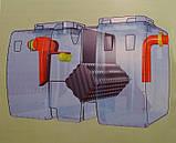 Сепаратор нафтопродуктів OIL SB 8/80, сепаратор нафти, ( продуктивність 80 л/с), фото 8