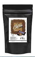 """Кофе растворимый сублимированный с ароматом """"Сникерс"""" 500г"""