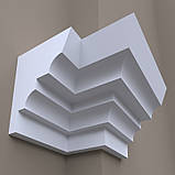 Фасадний карниз Фк-20 һ500х400, фото 2