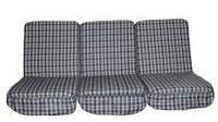 Комплект поролоновых подушек для садовой качели Арт. П-043