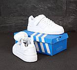 Мужские кроссовки Adidas Forum, мужские кроссовки адидас форум, фото 6