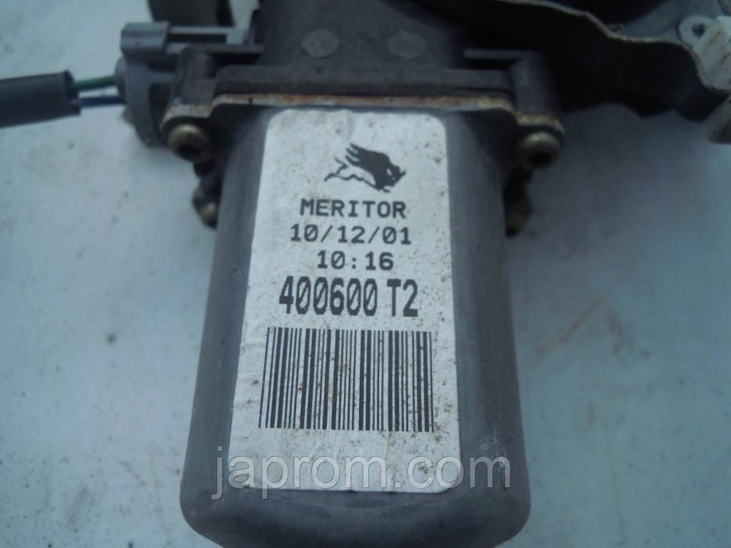 Стеклоподъемник передний правый электрический Nissan ALMERA BLUEBIRD SYLPHY SUNNY 2000-2006г.в.