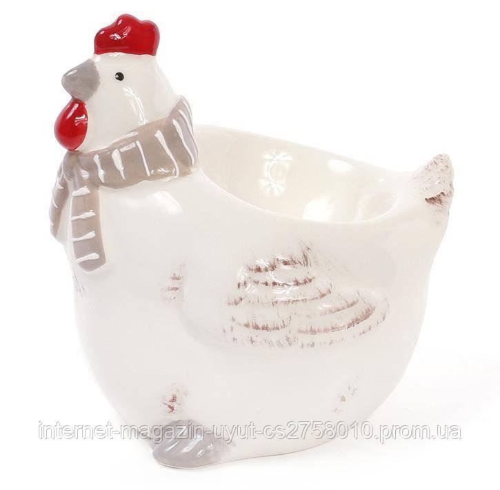 """Подставка для варенного яйца """"Курочка"""" 9.3х7.9х9.6см"""