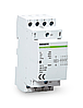 Модульный контактор, Noark (Чехия) Ex9CH25 22 220/230V 50/60Hz. 25 A, катушка 220/230 V,  2 NC + 2 NO