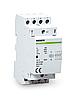 Модульний контактор, Noark (Чехія) Ex9CH25 40 230V 50/60Hz. 25 A, котушка 230 V, 4 NO