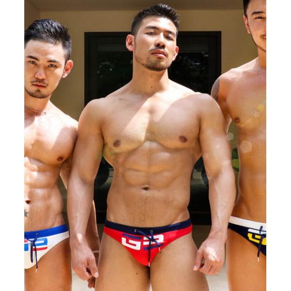 Сексуальные плавки для мужчин Sport Line - №4334