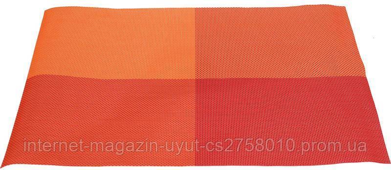 Набор 2 сервировочных коврика Wangelis Tuscany 30х45см, полиэстер