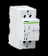 Модульный контактор, Noark (Чехия) Ex9CH40 20 220/230V 50/60Hz. 40 A, катушка 220/230 V, 2 NO