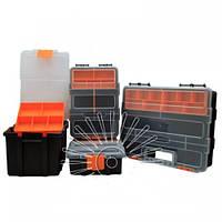 Органайзер многофункциональный (набор 4шт.) LTL13035 пластик, фото 1