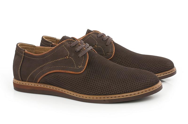 Летние мужские туфли Davis