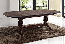 Стол обеденный Гетьман Микс мебель, цвет  орех, фото 3