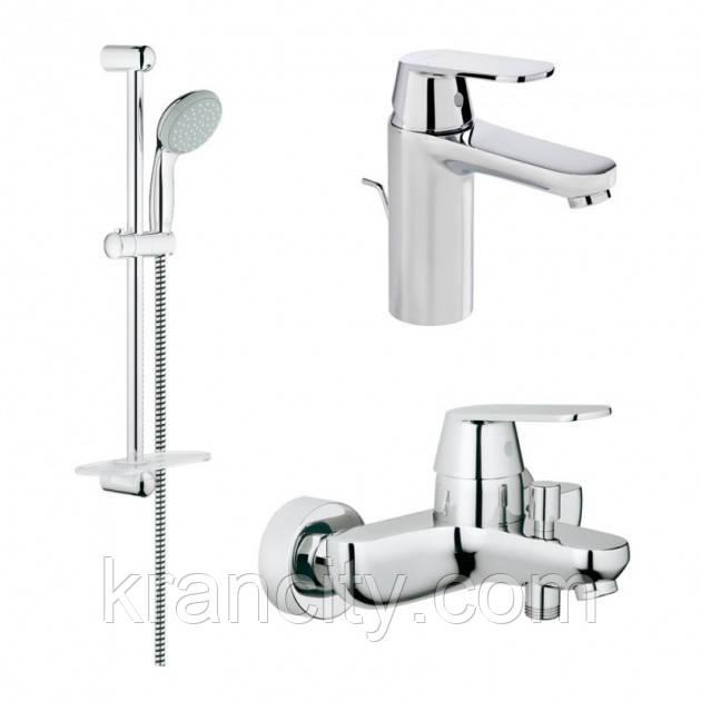 Набір змішувачів для ванної M-size Grohe EX Eurosmart Cosmopolitan 126112M