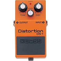 Педаль ефектів спотворення Boss DS-1 Distortion
