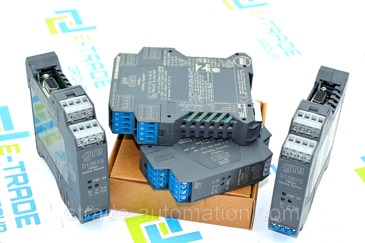 Модуль з гальванічною розв'язків язкою для інтерфейсів GMI D1061S