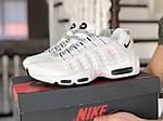 Мужские кроссовки Nike 95 (белые) 9151, фото 4