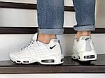 Мужские кроссовки Nike 95 (белые) 9151, фото 2