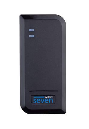 Контроллер + считыватель SEVEN CR-772b, фото 2