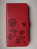 "Чехол-книжка ""Роза"" для Samsung A10 M10 (A105F)"