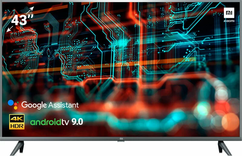 """Телевизор Xiaomi Mi TV 4S 43"""" UHD 4K (L43M5-5ARU) ."""